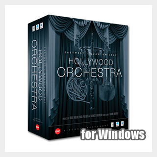 EAST WESTHollywood Orchestral Diamond Edition HDD/ Win版 【ローン分割手数料0%(12回迄)】【本数限定特価!】