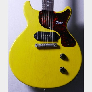 Gibson Custom Shop 1959 Les Paul Junior Double Cut Vintage Gloss Bright TV Yellow #994239 【3.29kg】