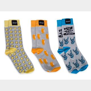 Marshall POP ART SOCKS M 3SET【心斎橋店】