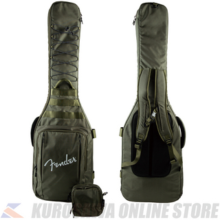Fender Limited Edition Urban Gear Electric Bass Gig Bag, Khaki (ご予約受付中)