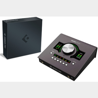 SteinbergCubase Pro 10 × Universal Audio / Apollo Twin MKII Quad 【WEBSHOP】