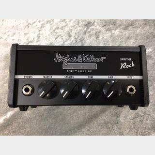 Hughes&Kettner 【決算SALE SPECIAL 2Days対象品】Spirit of Rock HUK-SPNANO/R (USED)