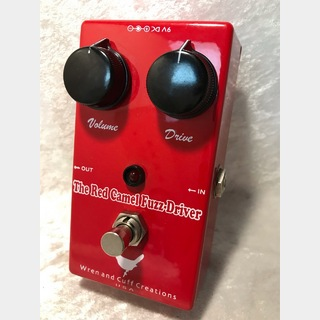 Wren and Cuff Creations The Red Camel Fuzz-Driver