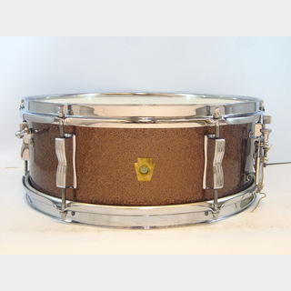 "Ludwig 【海外買付品】【ヴィンテージ】1967's Pioneer Snare Burgundy Sparkle 14""×5.5"" #534007【送料無料】"