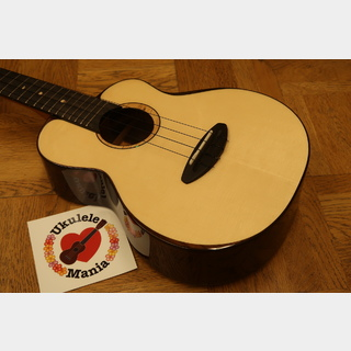 "aNueNue UT-200 ""Moon Bird"" Spruce-top Cutaway Tenor #4109"