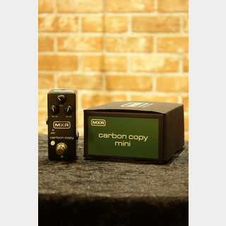 MXR Carbon copy mini 【M299M】
