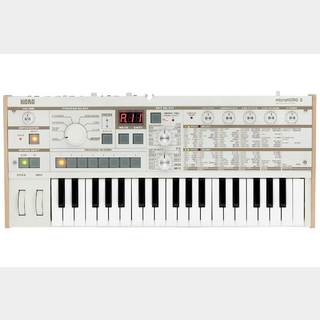 KORG microKORG S (MK-1S) アナログ・モデリング・シンセサイザー マイクロコルグ《お取り寄せ商品》【池袋店】