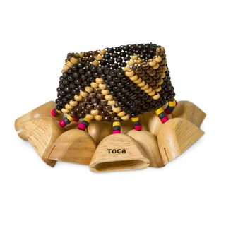 TOCA T-WRA Wooden Rattle Elastic for Ankle ウッドラトル