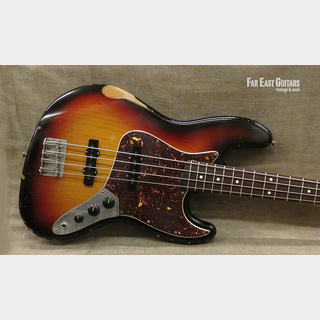 Fender Mexico Road Worn 60s Jazz Bass