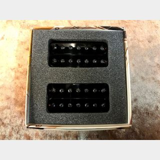 Bare Knuckle Pickups Aftermath 7 String Set -Open Black- 【7弦用ハムバッカーセット】【送料無料】