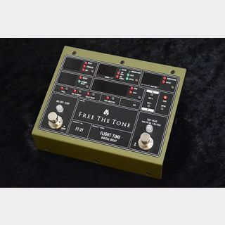 Free The Tone FLIGHT TIME FT-2Y【NEW】