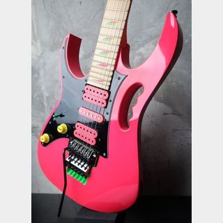 Ibanez  JEM777 Lefty  Steve Vai Signature Limited Edition / Shocking Pink