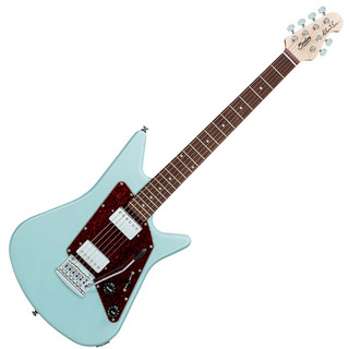 Sterling by MUSIC MAN AL40 DBL エレキギター Albert Lee Signature