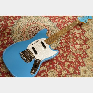 Fender Japan Exclusive Series / Classic 70s MustangMH Daphne Blue  【アウトレット品】【フェンダージャパン】