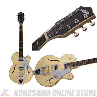 Gretsch G5655T Electromatic Center Block Jr. Single-Cut with Bigsby Casino Gold (ご予約受付中)