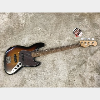 Fender Road Worn 60's Jazz Bass 3-Color Sunburst 【本数限定特価】【2018年製】