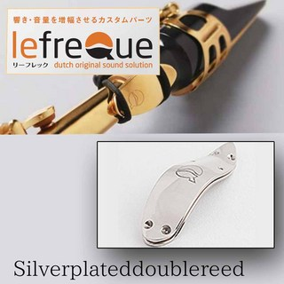 LefreQue Silver Plated/DoubleReed