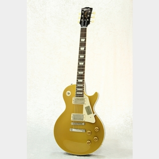 Gibson Custom Shop Standard Historic 1957 Les Paul Gold Top Reissue VOS Dark Back / Antique Gold