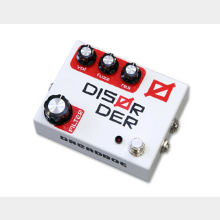 DreadboxDISORDER [Fuzz-Drive with VC Filter] 【展示処分特価】