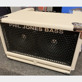 Phil Jones Bass Bass Cub 2 Proto -White Tolex- 【OUTLET】
