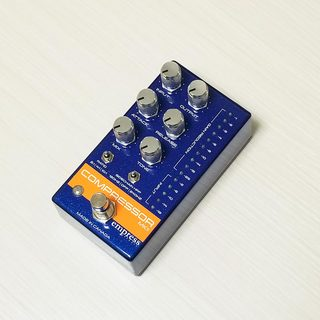 Empress Effects Compressor MKII Blue【お取り寄せ商品】