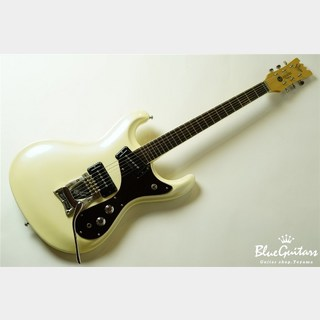 Mosrite Super Custom 65 - Pearl White