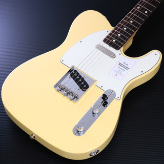 Fender Made in Japan Traditional 60s Telecaster Rosewood Fingerboard Vintage White 【池袋店】