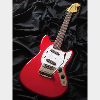 Squier by Fender Vintage Modified Mustang Fiesta Red