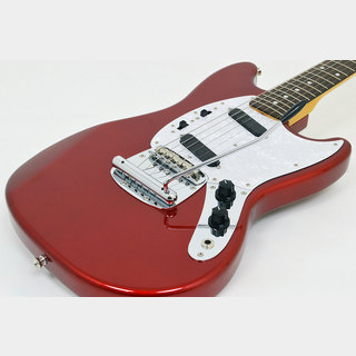 Fender Japan MG69 Matching Head Candy Apple Red 【福岡パルコ店】