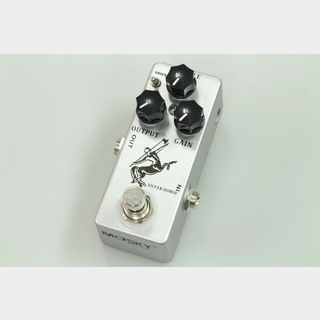 mosky Audio Micro Pedal silver horse OVERDRIVE (klon centaur)