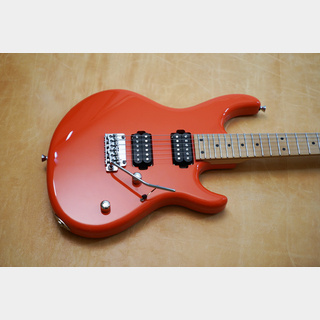 "Ruokangas Guitars Aeon Classic GN #035 ""Old Red"""