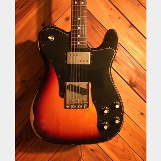 Fender Mexico FSR ROAD WORN `72 Telecaster Custom 3TS 2010
