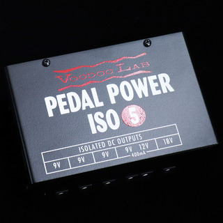 VOODOO LAB Pedal Power ISO-5 【心斎橋店】