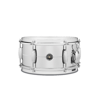 "Gretsch GB-4162S [Brooklyn Snare Drum Metal Shell / Chrome Over Steel 12"" × 6""]"