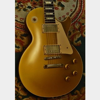 Gibson Custom Shop Historic Collection 1957 Les Paul Gold Top Reissue Antique Gold (2013年製USED)【G-Club Tokyo】