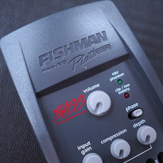 FISHMANPRO-EQ Platinum Bass Preamp