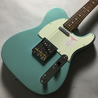Fender (フェンダー)MADE IN JAPAN HYBRID 60S TELECASTER Ocean Turquoise Metallic【即納可能】