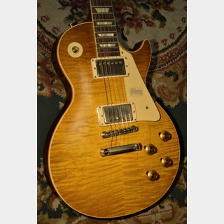 "Gibson Custom Shop 60th Anniversary 1959 Les Paul Standard ""Hand Selected Top"" Tom Murphy Aged (#992152)"