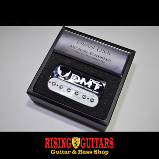 DEAN DMT MICHAEL SCHENKER LIGHTS OUT Bridge 53mm / Black&White