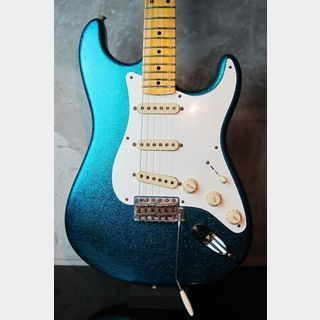 Fender Custom Shop 1957 Stratocaster Journeyman Relic Blue Sparkle