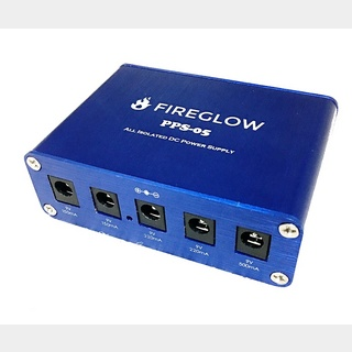 FIREGLOW PPS-05 【FIREGLOW PPS-05 The Smallest All Isolated Pedal Power Supply】