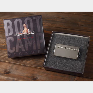 "Bare Knuckle Pickups ""Boot Camp Series""  Old Guard  / 6 String Humbucker / Bridge 50mm / Covered Nickel"