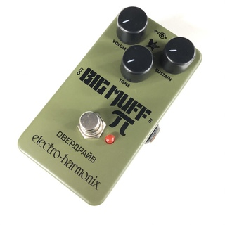 Electro-Harmonix GREEN RUSSIAN BIG MUFF【即納可能】