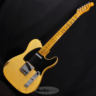 Fender Custom Shop 2020 Limited Edition 70th Anniversary Broadcaster Relic Aged Nocaster Blonde