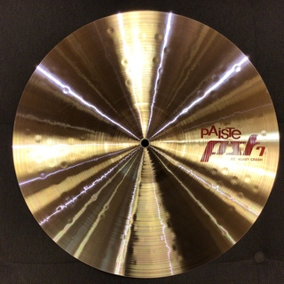 "PAiSTe PST-7 18"" Heavy Crash【定価より40%OFF!!】"