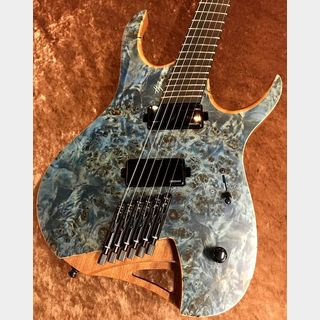MAYONES Hydra 6 Elite VF Fishman T-AQM-S 【ヘッドレスギター】