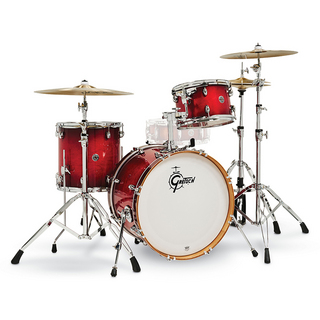 Gretsch CT1-J403-GCB [Catalina Club 3pc Drum Kit / BD20, FT14, TT12 / Gloss Crimson Burst]