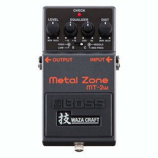 BOSS MT-2W Metal Zone MADE IN JAPAN 技 Waza Craft 【名古屋栄店】