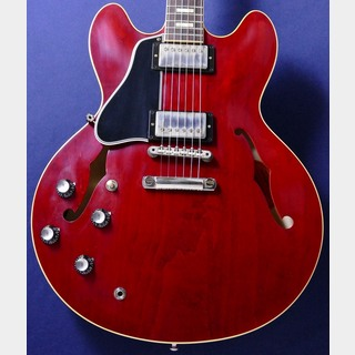 Gibson Custom Shop 【レフティモデル】1964 ES-335 Reissue VOS Left Hand ~Sixties Cherry~  s/n 100407 【3.63kg】