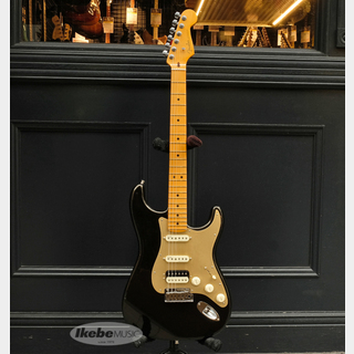 Fender American Ultra Stratocaster HSS Neck & Middle PU N3 Noiseless Strat Modified(Texas Tea/Maple)